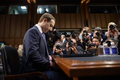 負面消息頻傳 專家:札克伯格希望政府「監管臉書」