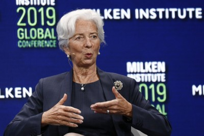IMF總裁:預計美中將達成貿易協議