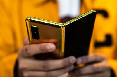 半導體、手機、面板皆挫 三星Q1利潤年減6成