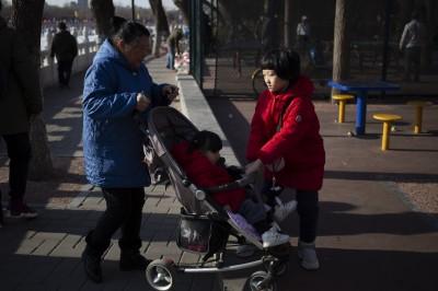 研究:中國人口將提早在2023年觸頂 原因是...