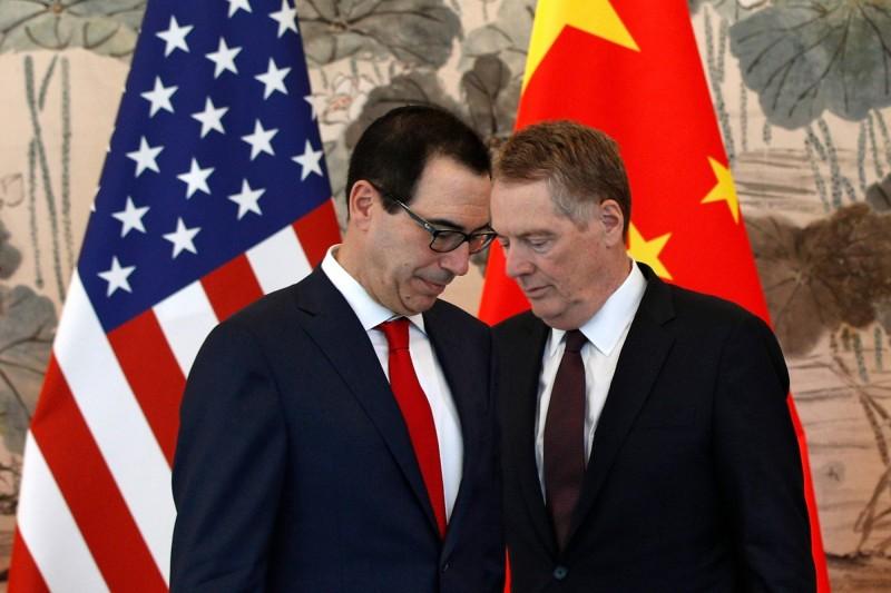 貿易談判已完成90% 美國指責中國突然違背承諾