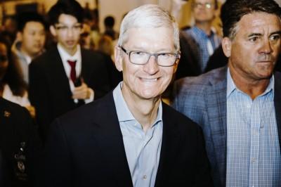 庫克大談巴菲特投資蘋果:像是種殊榮