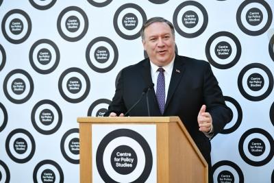 美國務卿籲重新考慮華為問題 英政界這樣回應