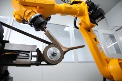 《科技與創新》彰化水五金聚落 機器人進駐脫胎換骨