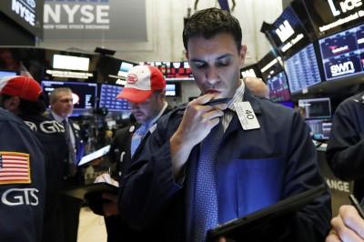 貿易戰陰影壟罩  道瓊早盤下跌逾百點