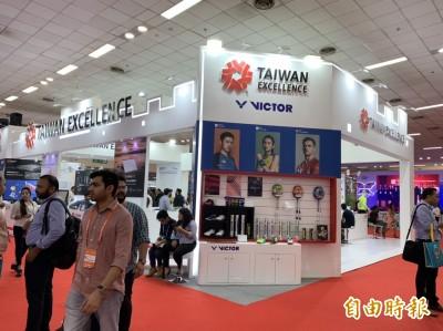 印度台灣形象展飲品系列夯 上百買主想代理