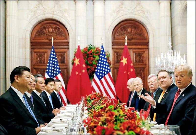 北京毀諾不回頭 美中談判停擺