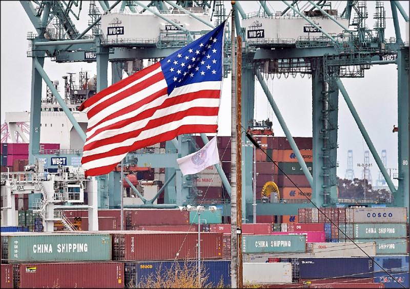 貿易戰升溫》IHS大幅上修美GDP 砍中國經濟成長