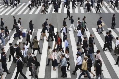 日本公佈Q1 GDP 意外上升2.1%