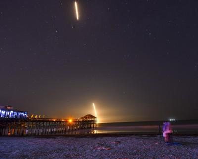SpaceX去年營收630億 稱霸全球太空公司