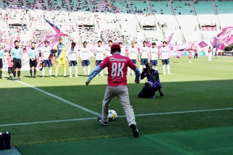 日本大阪開球 戴正吳:會擔任夏普董事長到2021年