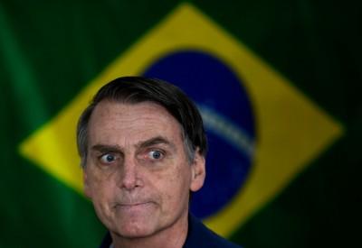 「巴西川普」光環盡褪?巴西Q1經濟恐3年來首次負成長