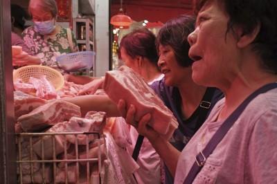 端午將近中國豬、蛋飆漲  打擊中國民心
