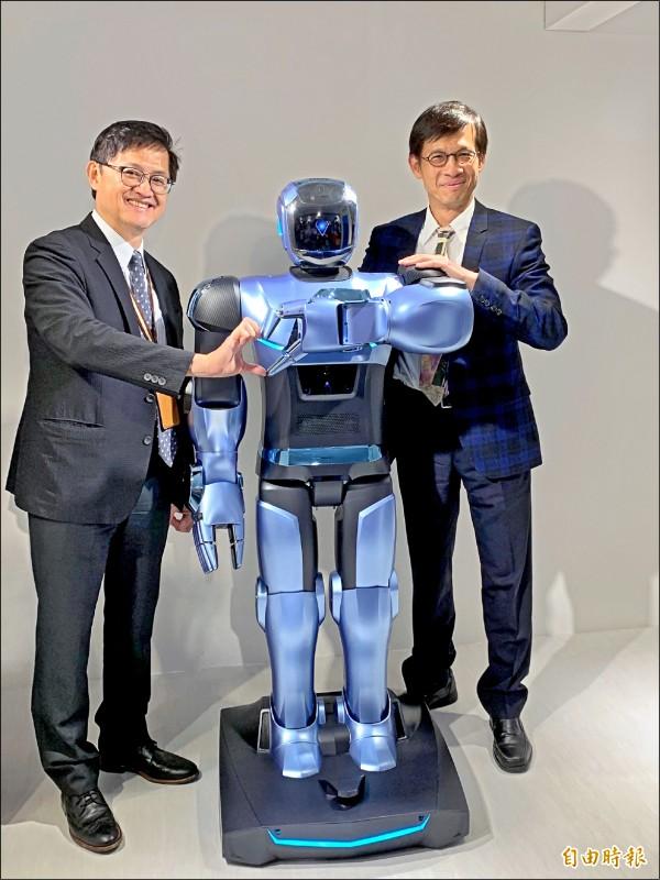 會打牌、倒咖啡 和碩推出Aria機器人