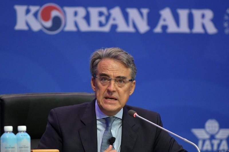 受貿易戰衝擊 IATA調降航空業獲利預測
