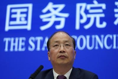 美中貿易爭端升溫 中國證監會主席稱「影響可控」