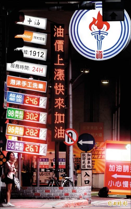國營事業考評》中油 靠油價吃飯 國營事業獲利王