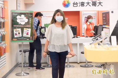 電信三雄5每股獲利   台灣大以0.07元小勝中華電