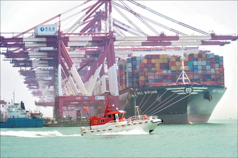 中對美順差擴大 貿易緊張加劇