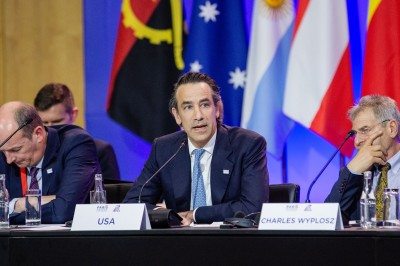 美財政次長:美德應加強合作  因應中國經濟崛起