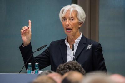IMF主席:貿易戰發展令人擔憂  可能廣泛衝擊所有人