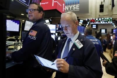美股漲勢暫歇  三大指數漲跌互見