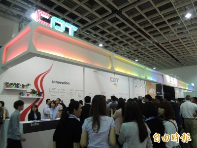 Touch Taiwan 8月登場 少了華映、多了TPK
