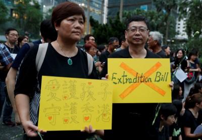 美中緊張升溫!美國會聲援香港反送中  中國外交部提嚴正交涉