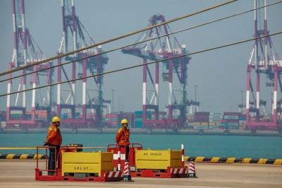 貿易戰打擊製造業! 中國工業生產成長17年來最慘