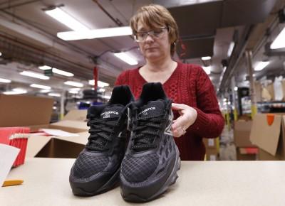 美擬對中國製鞋課關稅  New Balance為這原因強烈反對