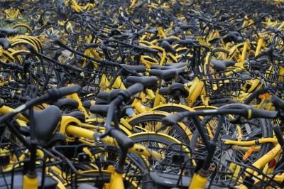 中國共享單車Ofo超悲慘  幾近「無資產」還不出11億欠款
