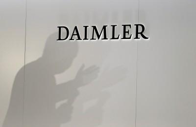 召回成本吃不消 賓士母公司戴姆勒下調獲利預測