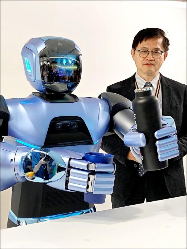 和碩降iPhone代工 增AR、機器人研發