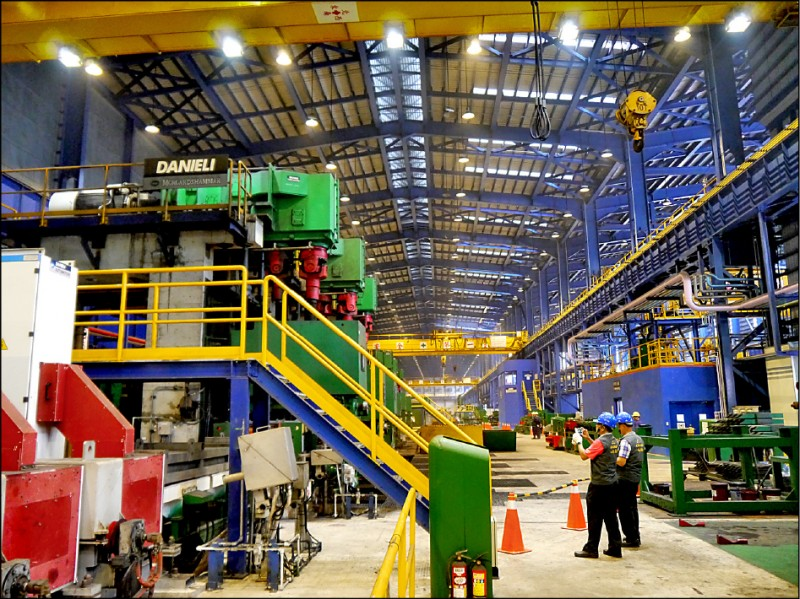 5大上市鋼廠 員工平均年薪逾百萬