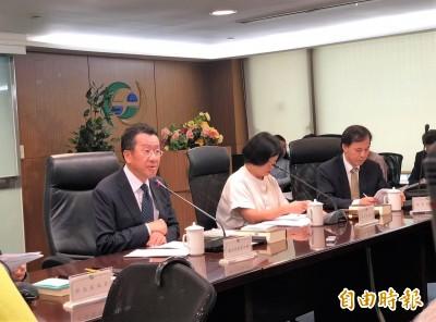 黃國昌要求審查南海控股投資陽信銀  顧立雄回應了