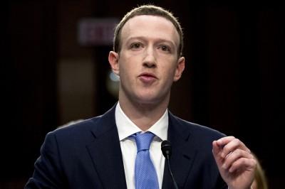 臉書創辦人札克伯格反分拆  警告恐難防假訊息、選舉干預問題