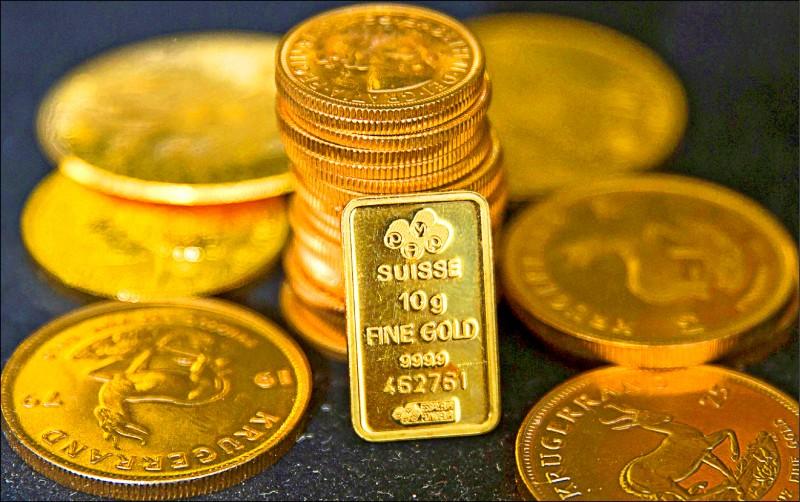 黃金期貨近月漲逾10% 投信:回檔再加碼