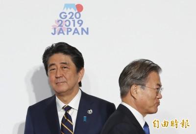 日韓若爆貿易戰  全球半導體恐「斷鏈」