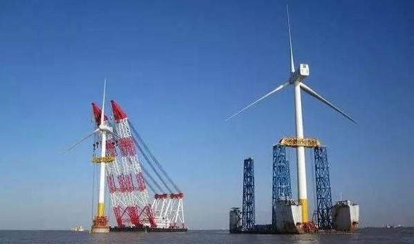 離岸風電產業本土化  台船投資大型浮吊船