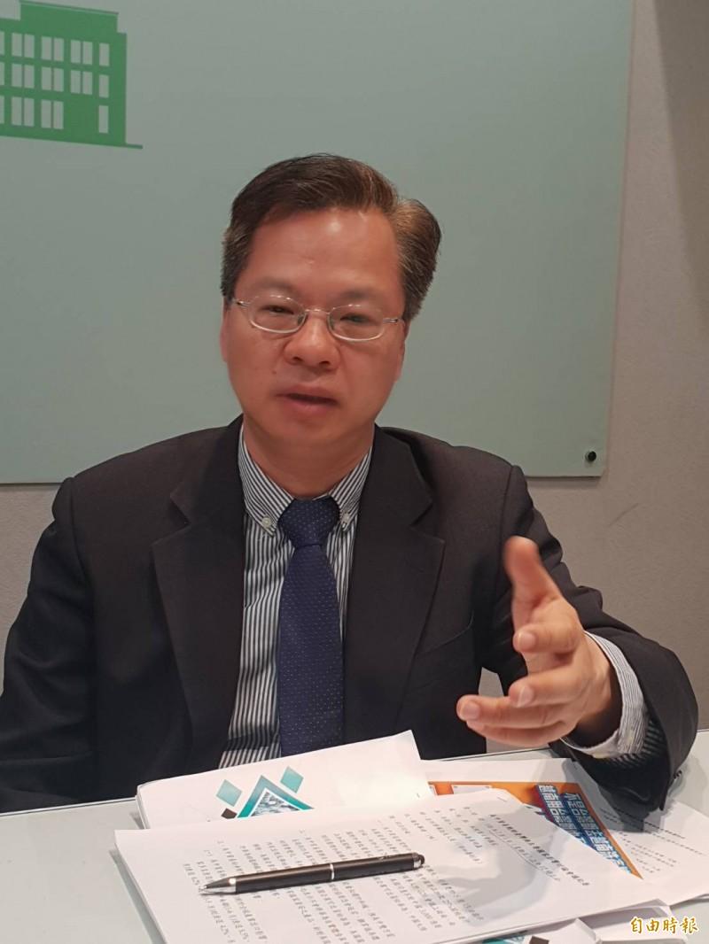 龔明鑫:台商資金回流 年底可能逾7000億
