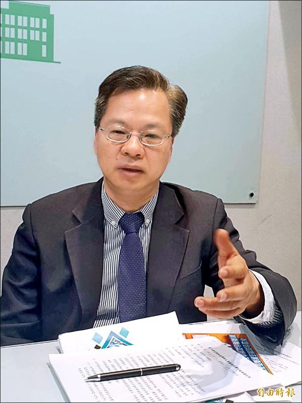 龔明鑫:台商資金回台 年底上看7000億