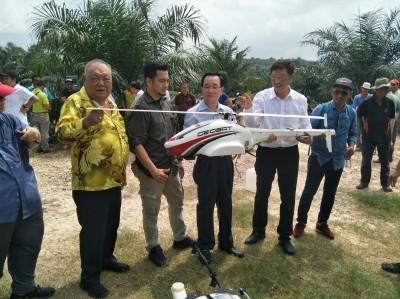 經緯航太攜手馬來西亞公司  南向設立合資公司