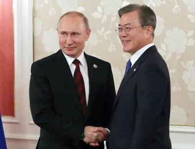 日韓貿易戰俄國參一咖?傳將供應南韓遭制裁原料
