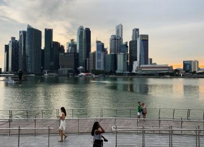 新加坡第2季GDP成長僅0.1% 10年來新低