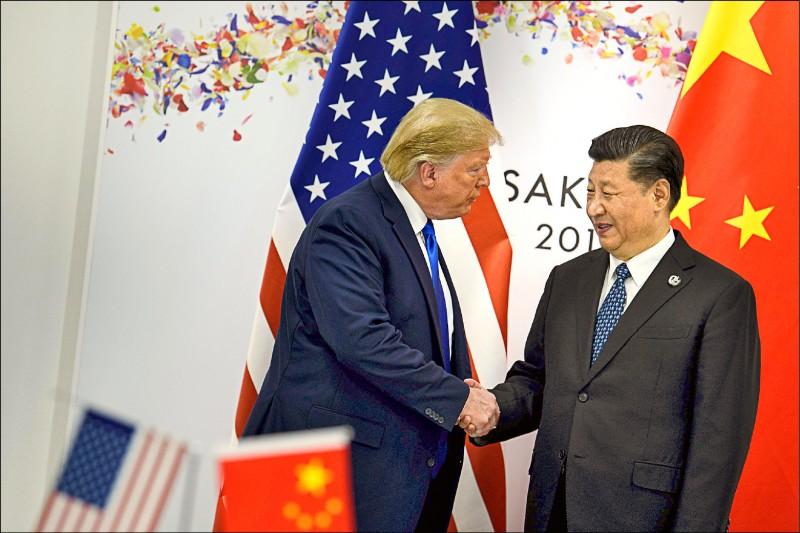不甩美施壓 中國更加強國企影響力