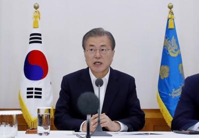 南韓總統文在寅:日本出口限制 傷害的是日本經濟