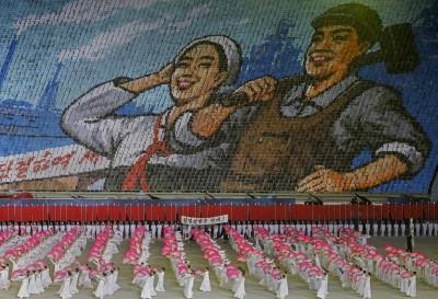 北韓去年貿易額近腰斬 首次跌破9百億