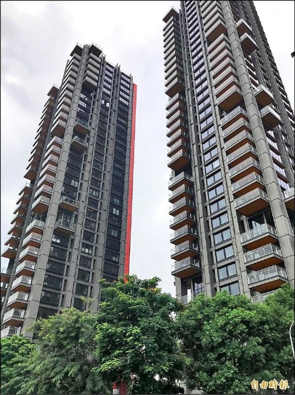 高端客進場 零貸款買新建豪宅