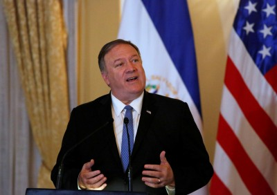續向伊朗買石油 美國宣佈制裁這家中企