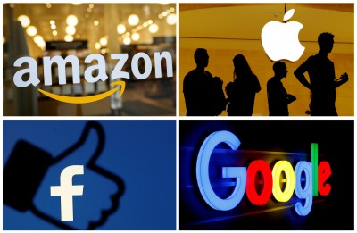 美司法部宣布 調查谷歌、FB壟斷市場